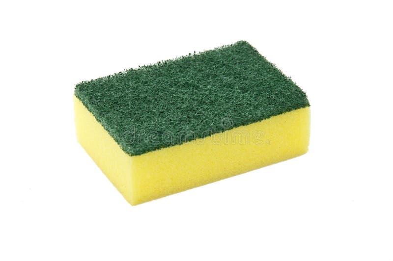 Washing Sponge Stock Image