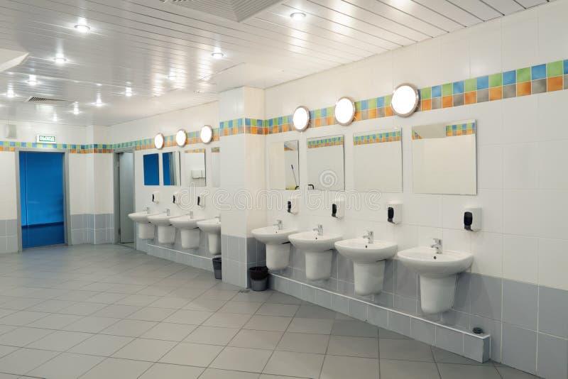 Download Washing stand stock image. Image of mirror, door, fixture - 19657759