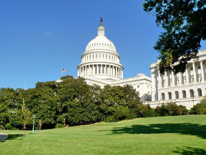 Washington Capitol stock image