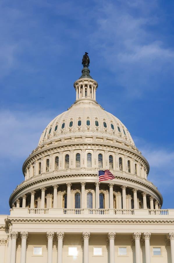 Washington capitol, washington dc, u.s.a royalty free stock photo
