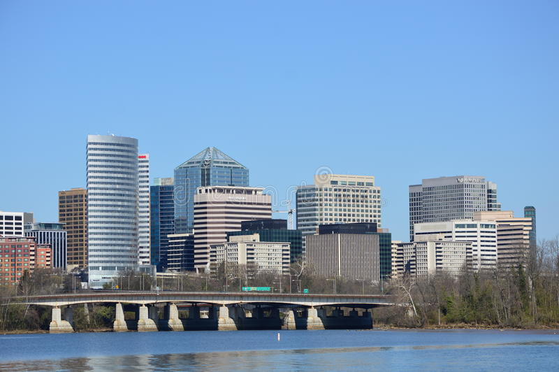Washington Cityscape fotografia de stock