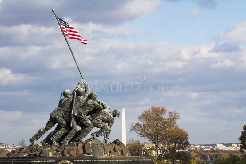 WASHINGTON D C - CIRCA fotografie stock