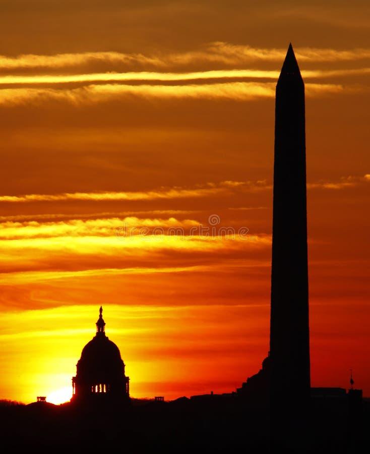 Washington, D.C. - Morning Sunrise