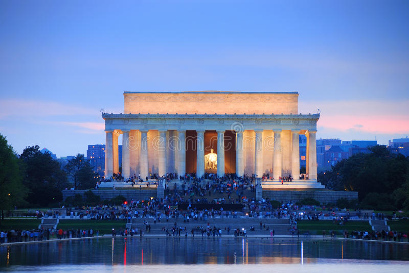 Washington DC royalty free stock photo