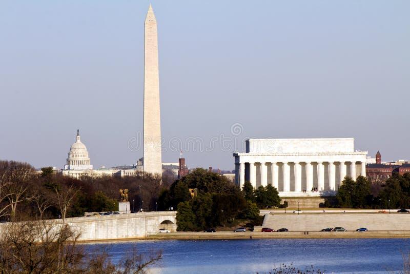 Washington DC foto de stock