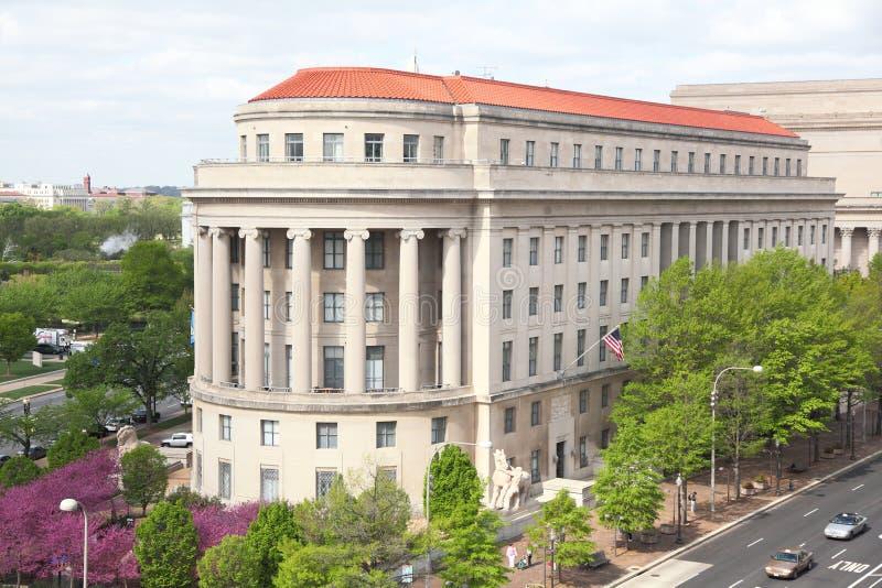 Washington DC royaltyfria foton