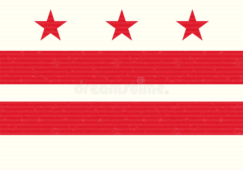 Washington DC illustration de vecteur