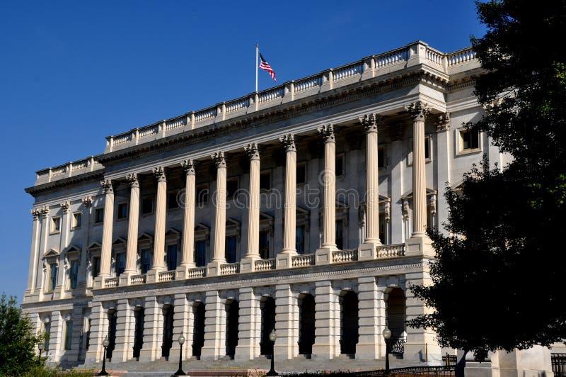 Washington, DC: Cámara de cámara de los representantes imagen de archivo libre de regalías