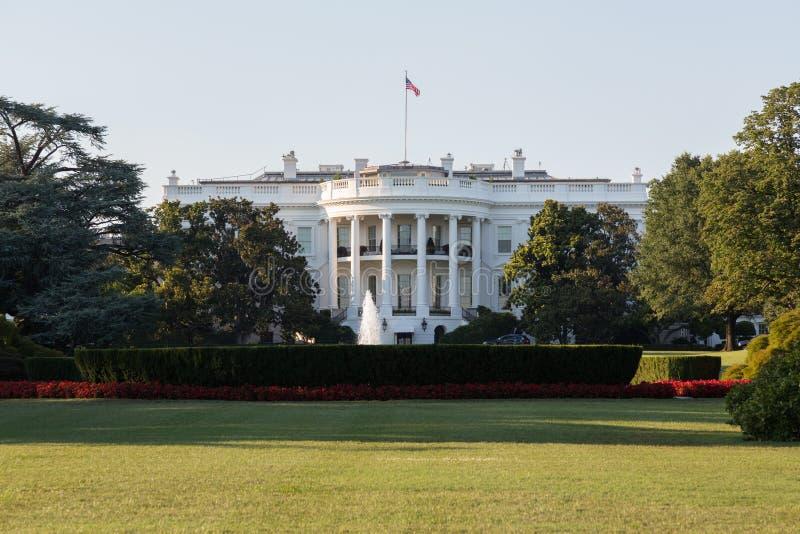 Washington DC de la Maison Blanche image stock