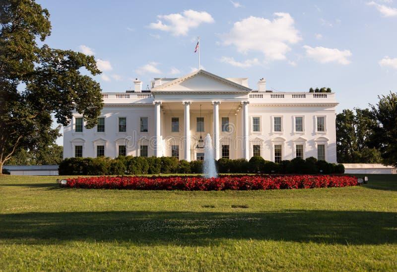 Washington DC de la Maison Blanche images stock