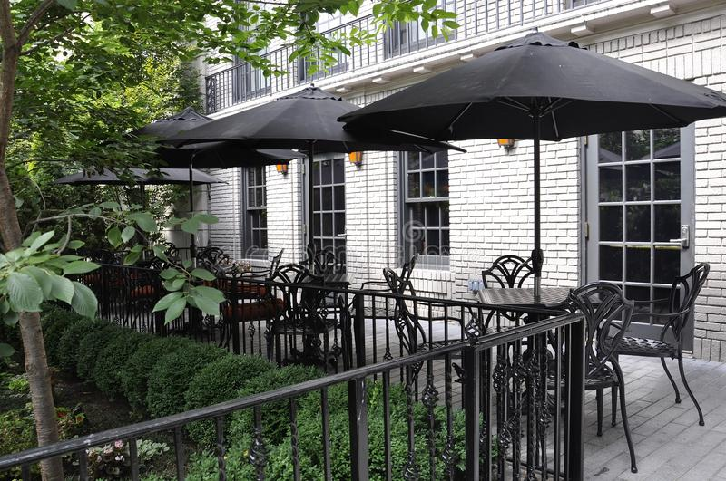 Washington DC, July 4th 2017: Terrace from Downtown of Washington District of Columbia USA royalty free stock image