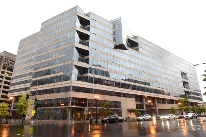 Washington, DC - 4. Juni 2018: Internationaler Währungsfonds, IWF lizenzfreie stockfotografie