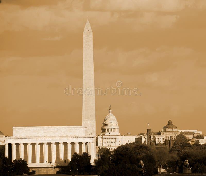 Washington DC obraz royalty free