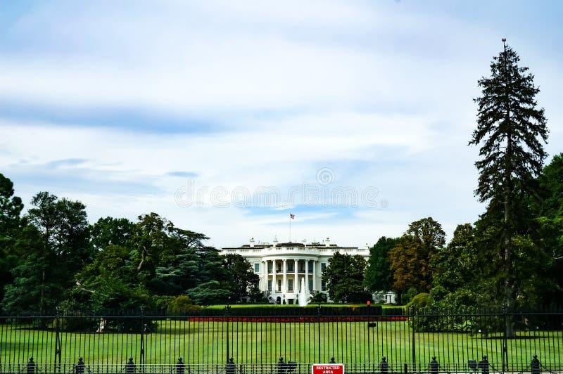 Washington, DC, los E.E.U.U. 08 18 2018 Exterior de la bóveda del capitolio de los E.E.U.U. detalladamente Cierre para arriba día fotos de archivo libres de regalías