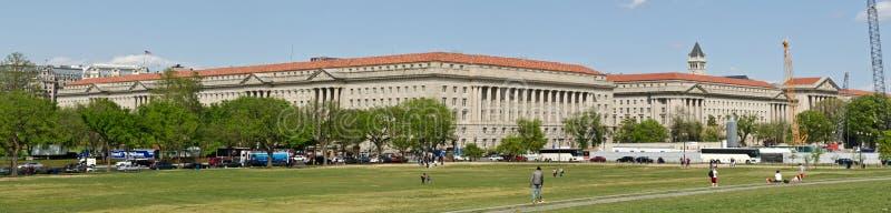 Washington DC National Mall royalty free stock image