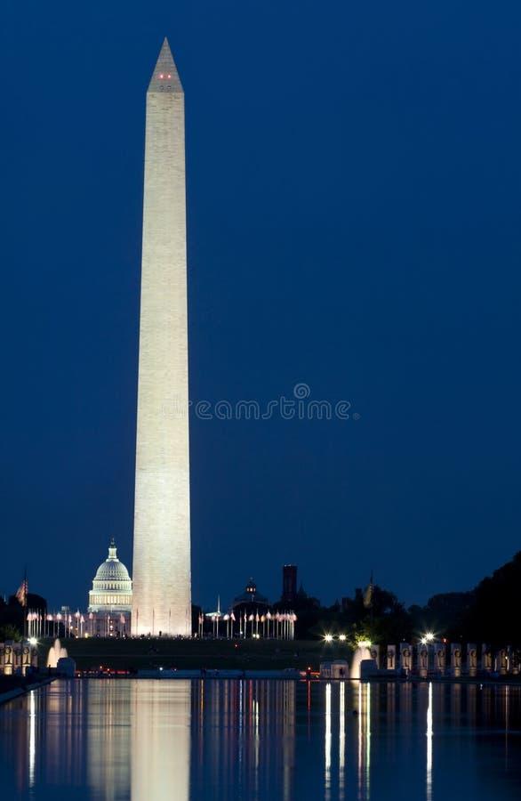 Download Washington DC, Night stock photo. Image of washington - 10383174