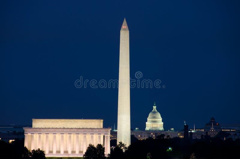 Download Washington DC, USA - Night Scene Stock Image - Image of bridge, election: 20992981