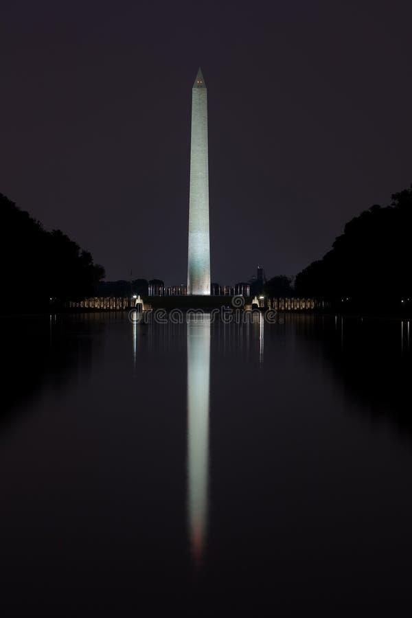 Washington-Denkmal 1 stockbilder