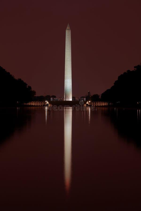 Washington-Denkmal 2 stockfotos
