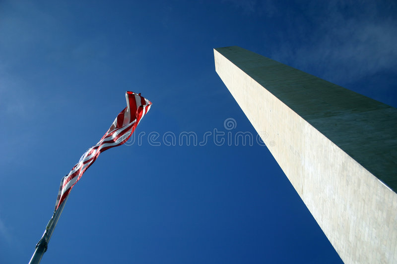 Washington-Denkmal lizenzfreies stockfoto
