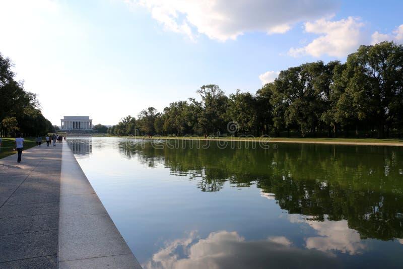 Washington District of Columbia royaltyfri foto