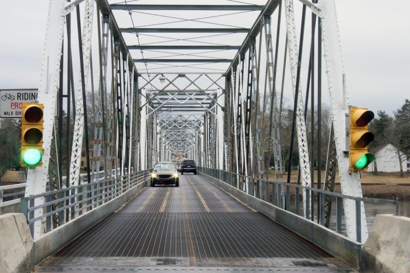 Washington korsa bro -2 royaltyfria bilder