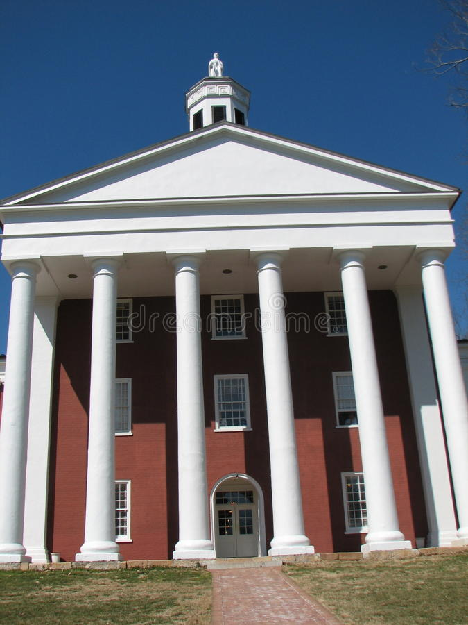 Washington and Lee University stock photo