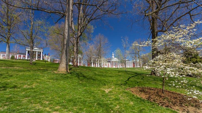Washington and Lee University royalty free stock photos