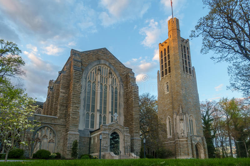 Download Washington Memorial Chapel imagem de stock. Imagem de pedra - 80100353