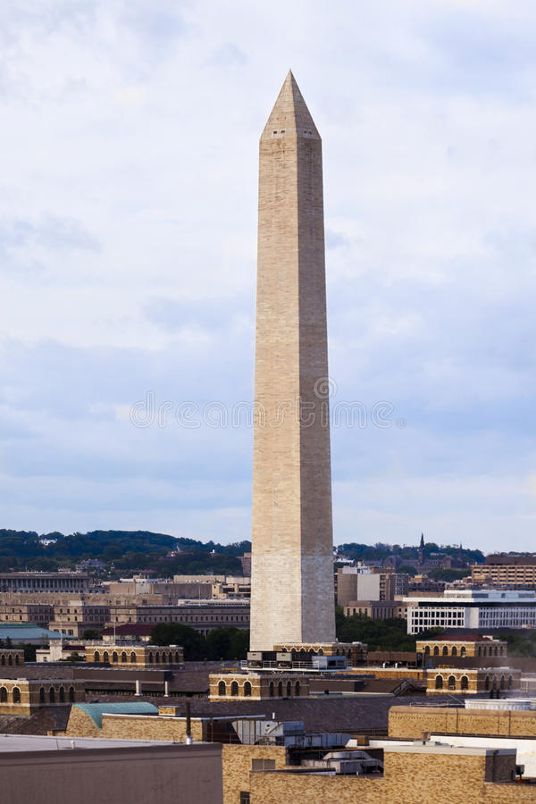 Washington Memorial royalty free stock photography