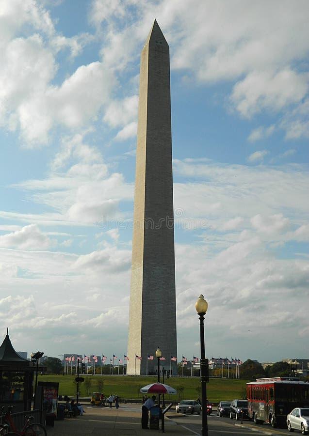 Washington Monument photo stock