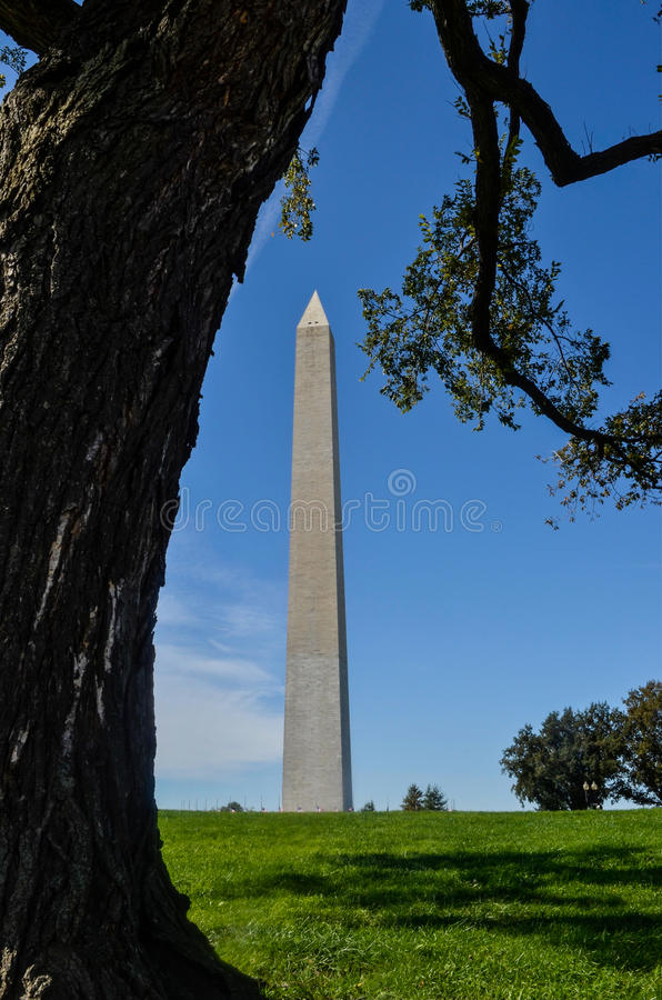 Washington Monument lizenzfreie stockbilder