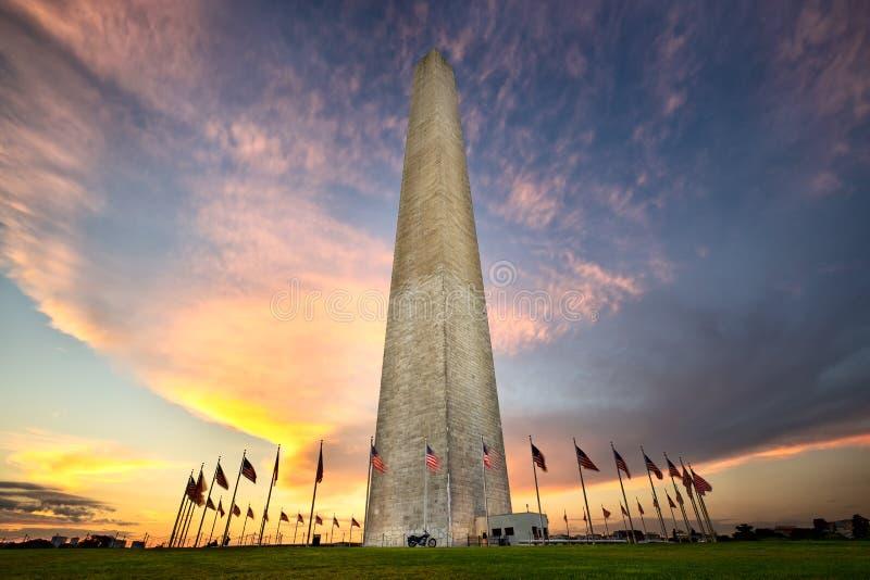 Washington Monument immagine stock