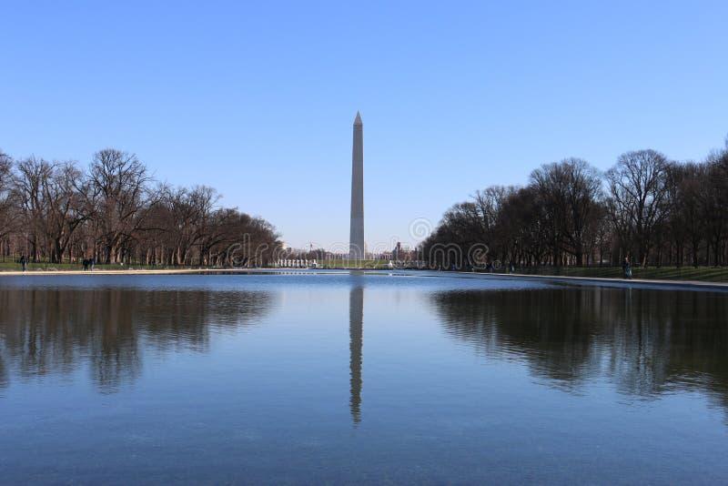 Washington Monument stockfoto