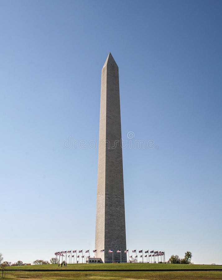 Washington Monument stockfotografie