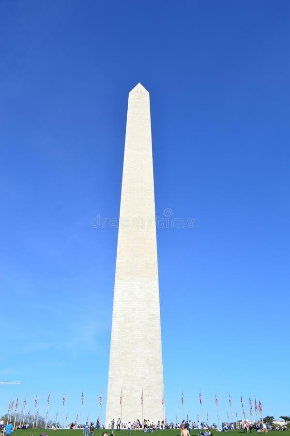 Washington Monument photos libres de droits