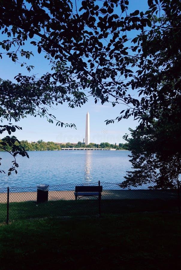 Washington Monument imagens de stock