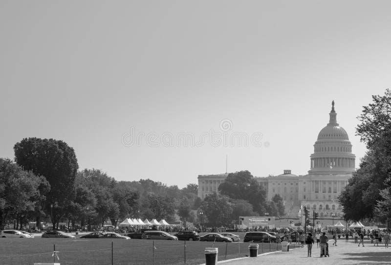 Washington Monument Washington, District of Columbia USA arkivbild