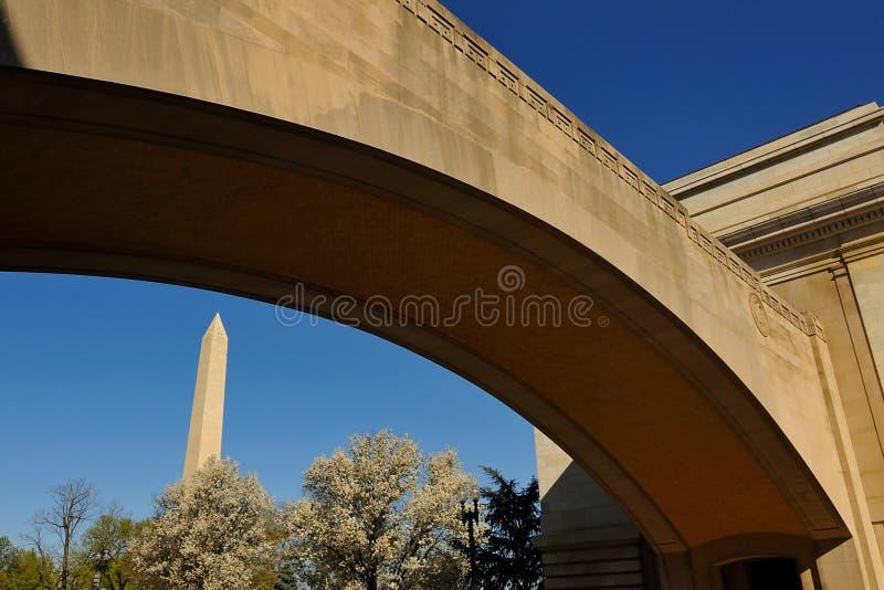 Washington Monument, Washington, DC royalty free stock photo