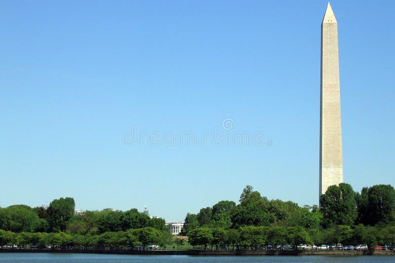 Washington Mounument royalty free stock image