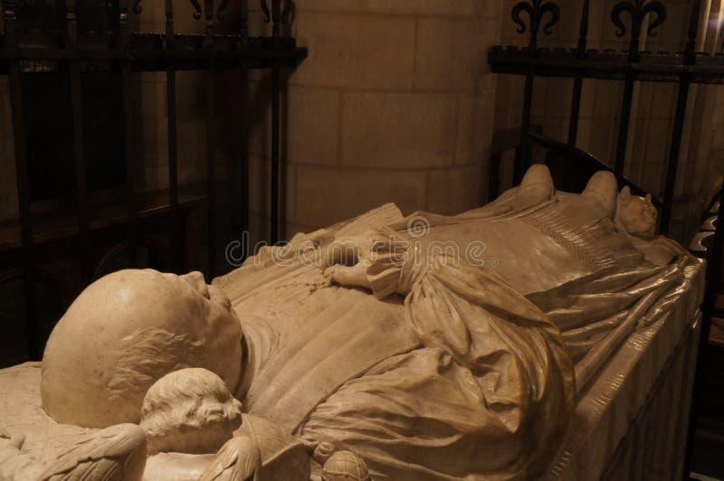 Washington National Cathedral immagine stock libera da diritti