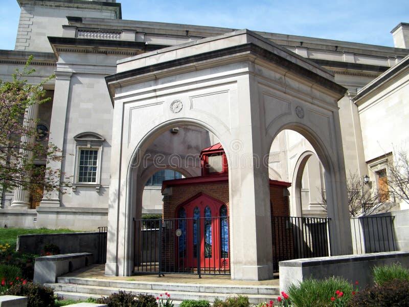 Washington National City Christian Church 2010 imagen de archivo libre de regalías