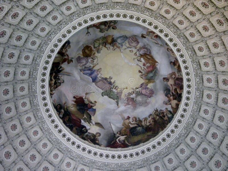 Washington Rotunda royalty free stock images