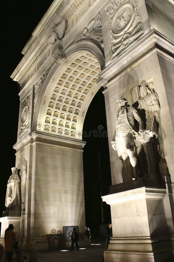 Washington Square stock afbeeldingen