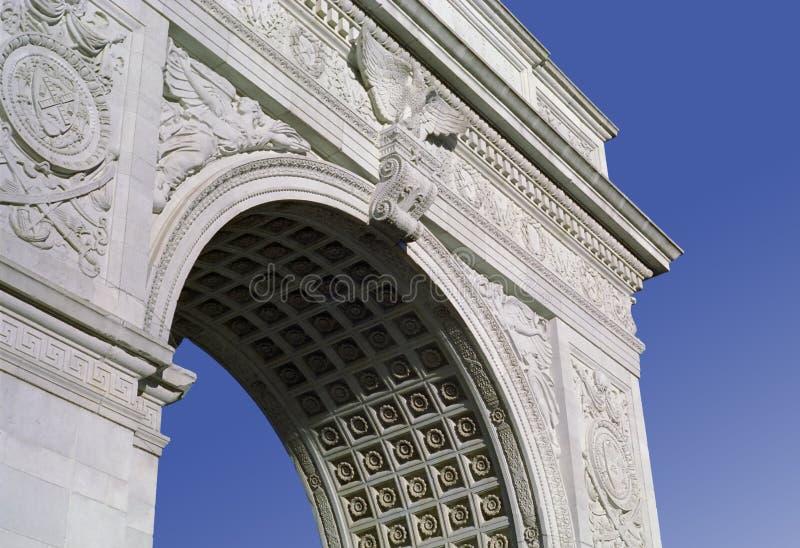 Download Washington Square Monument New York USA Stock Image - Image: 12972335