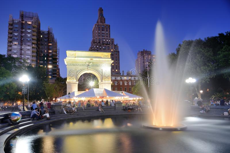 Download Washington Square Park Editorial Photo - Image: 27120976