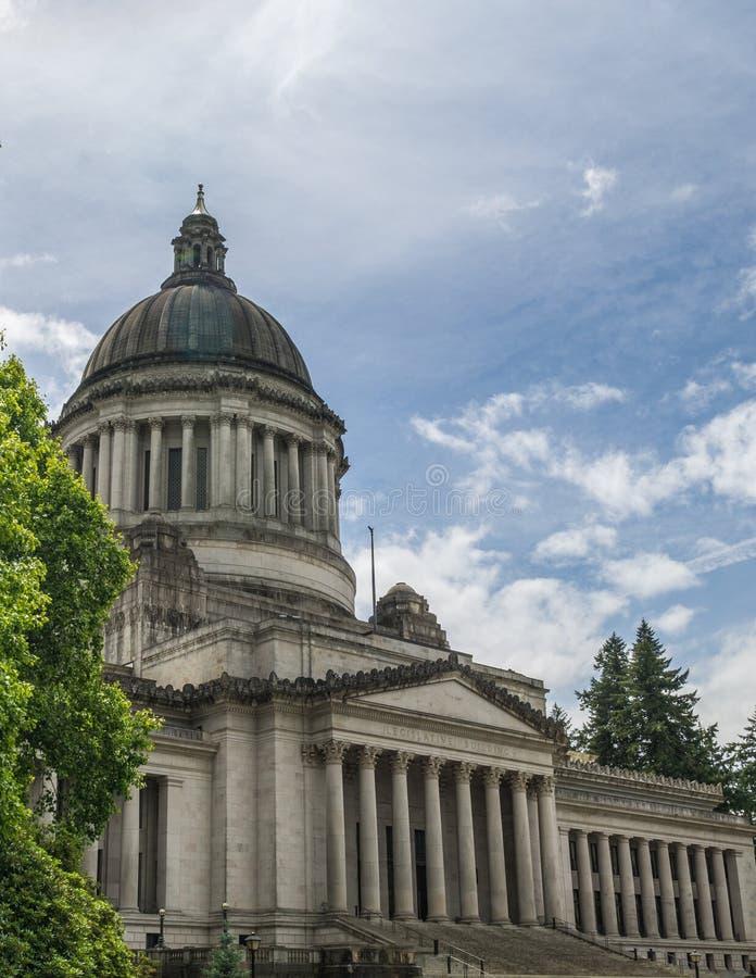 Washington State Legislature Building royalty-vrije stock fotografie
