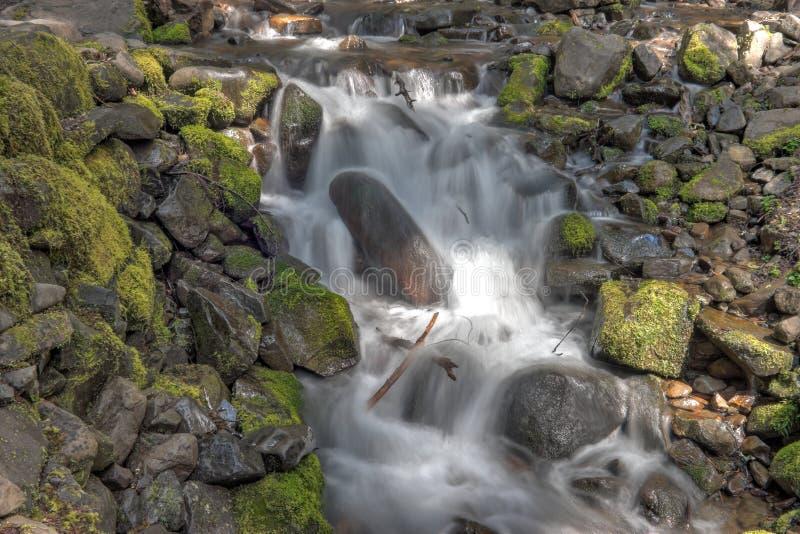 Washington Waterfall photo libre de droits