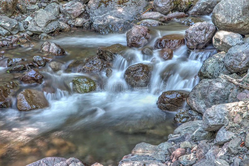 Washington Waterfall photo stock