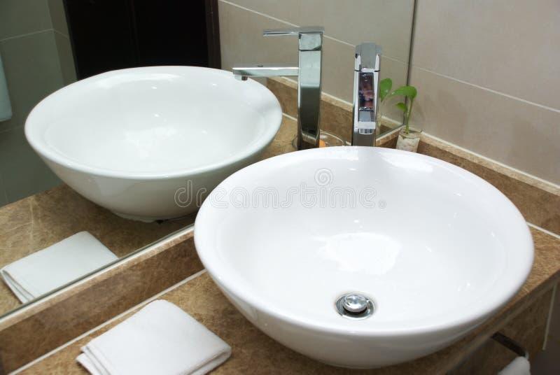 Washroom fotos de stock